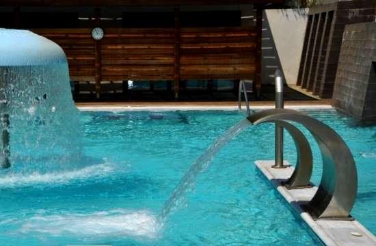 Πισίνες, Ιαματικά νερά - Λουτρά Σμοκόβου