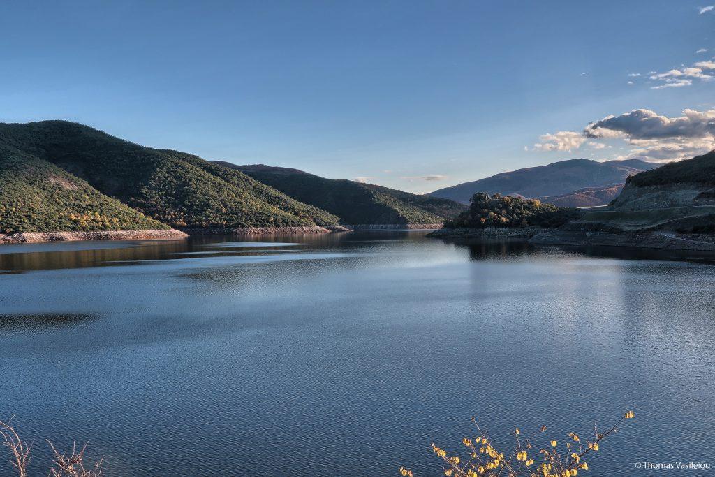 Λίμνη Σμοκόβου / Λουτρά Σμοκόβου / φώτο: Θωμάς Βασιλείου