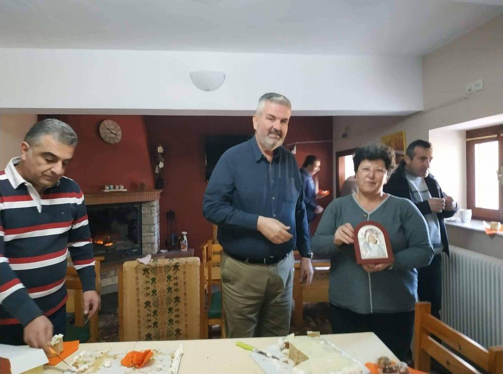 Πρωτοχρονιάτικη Πίτα Λουτρών Σμοκόβου